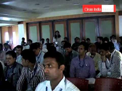Industrial cleaning seminar at Panaji, Goa