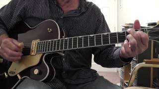 San Antonio Rose Chet Atkins Cover