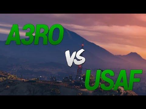 A3RO vs USAF 3° GUERRA 8x8 (part 1) (XB 360)