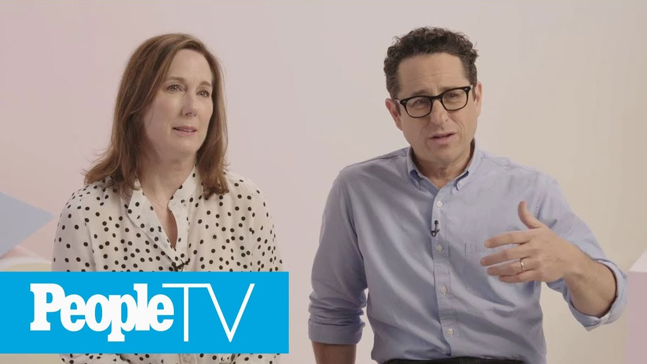 JJ Abrams On Carrie Fisher In 'Star Wars: The Rise Of Skywalker' | PeopleTV