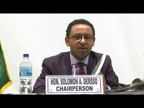65th Ordinary Session of The African Commission on Human and Peoples' Right