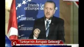 Basbakan Erdogan Kibris Sorusuna Sert Cevap verdi