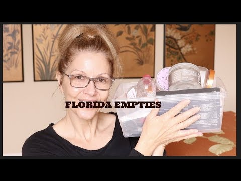 Florida Empties November
