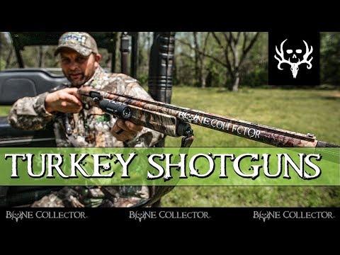 Michael Waddell's Turkey Gun Shotgun Setup