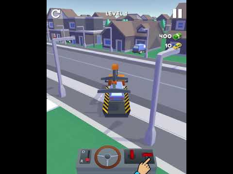 Towing Truck - Gameplay Video