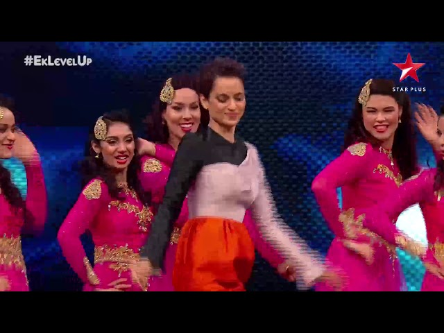 Dance+ 3 | Kangana Ranaut Does the Bollywhack!