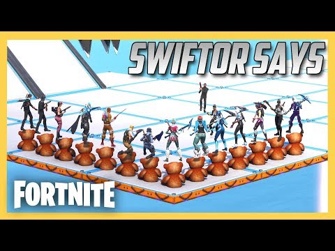 Swiftor Says in Fortnite Creative #3! Proof That I'm Evil.