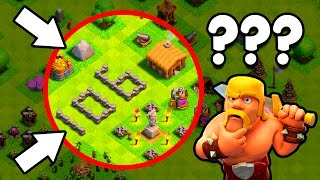Clash Of Clans | VOCÊ JÁ VIU ISSO? CV2 NO NÍVEL 106! COMO ISSO É POSSÍVEL? CURIOSIDADE!