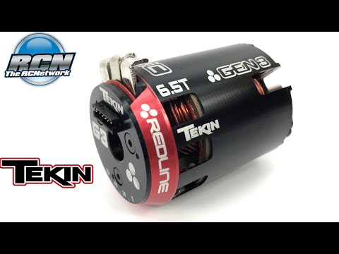 Tekin Redline Gen3 Motor - Unboxing / Weight Compare to Gen2