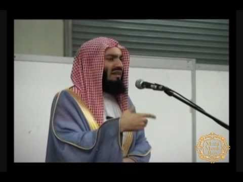 Parent~Child Relationship - Mufti Menk (Part 1/3)