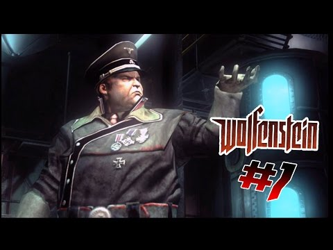 IL GENERALE ZETTA(Boss Fight) - 7 - Wolfenstein(2009)