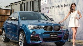 [CARVIDEO 汽車視界 HD影片] 車壇直擊-BMW X4 M40i