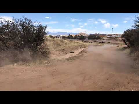 Losi 5ive T Rally Stage 1