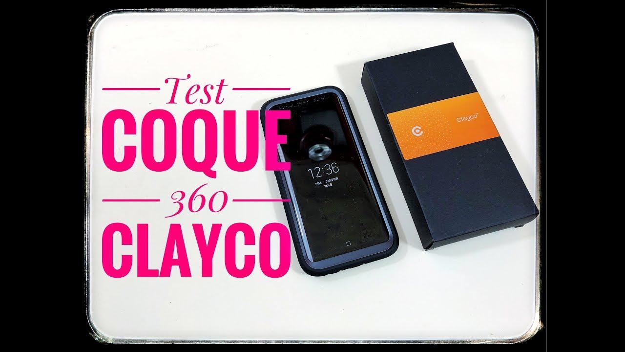 coque samsung s8 clayco