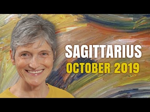 Sagittarius October 2019 Astrology Horoscope Forecast