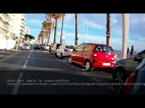 Taxi transport Juan-les-Pins