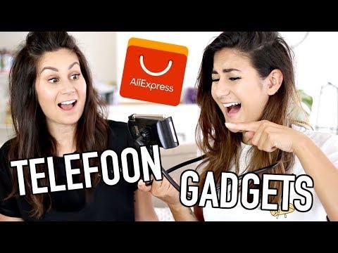 ALIEXPRESS TELEFOONGADGETS TESTEN #3