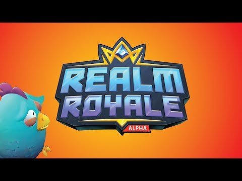 Realm Royale // NEW WoW Style Paladins BR // Best Solo, Duo & Squad Live Stream Gameplay