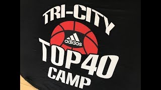 Top 40 Basketball Camp showcases future stars in the region