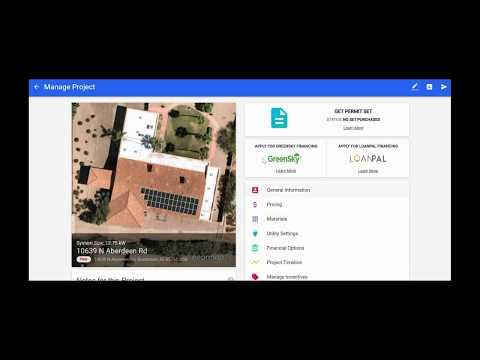 Solargraf - Full Demo - 2020