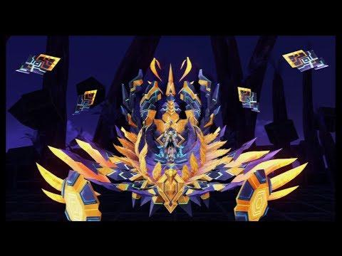 """「Atelier Escha & Logy」 Escha 44-Final Boss ~ """"Flameu"""" (Full Power Lv99 Version)"""