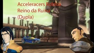 Hot Wheels Acceleracers Roblox: Regno di Ruina