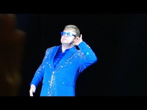 Elton John - Crocodile Rock – Outside Lands 2015, Live in San Francisco