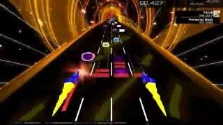 Audiosurf 2 double vision: Kotoko - We Survive