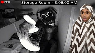 CARTOON DOG Was SPOTTED In My HOUSE! HELP