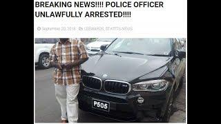 September 20, 2018 POLICE OFFICER UNLAWFULLY ARRESTED!!!!
