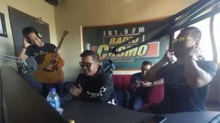 Download lagu LIVE !!! FIVE MINUTES - TERDAMPAR DI HATIMU