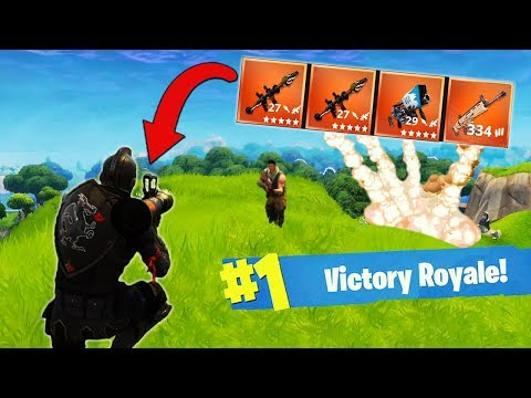 The BEST Loadout In Fortnite - Battle Royale!