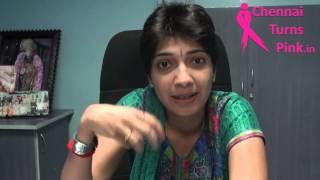 Chennai Turns Pink - Pink Ambassador Mrs.Madhuvanthi Arun