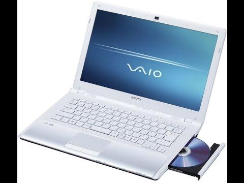 Sony Vaio VPCS131FM TouchPad Settings Treiber