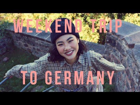 Flight Attendant Weekend Trip to Germany