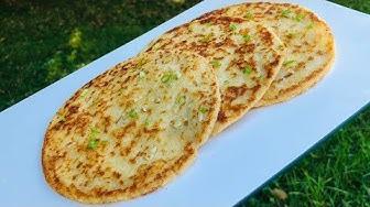 Keto Garlic Naan | Keto Garlic Flatbread | Keto Roti | Keto Twist