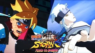 Naruto Ultimate Ninja Storm 4 Road to Boruto Mitsuki & New Boruto Ultimate Gameplay!!!