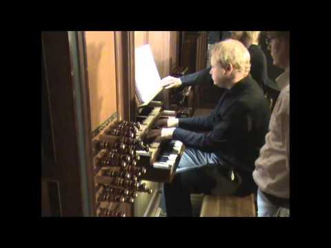 Marcel Dupré (1886-1971): Évocation op.37 I.Moderato II.Adagio con Tenerezza