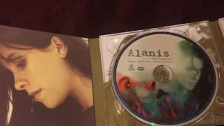 Alanis Morissette - Jagged Little Pill (2015 Remaster) (Target Deluxe Edition) (Unboxing)