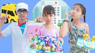 Miss Polly Song | Nora Family Show