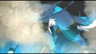 Anime Wolf-Grenade