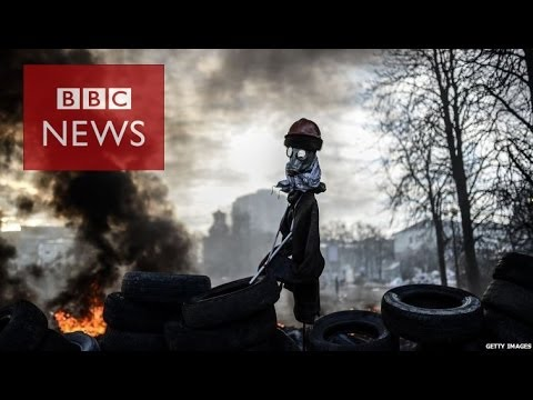 Ukraine Debate: 3 citizens debate the future of their country - BBC News
