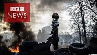 Ukraine Debate: 3 citizens debate the future of their country - BBC News