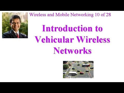 CSE 574-14-08: Introduction to Vehicular Wireless Networks