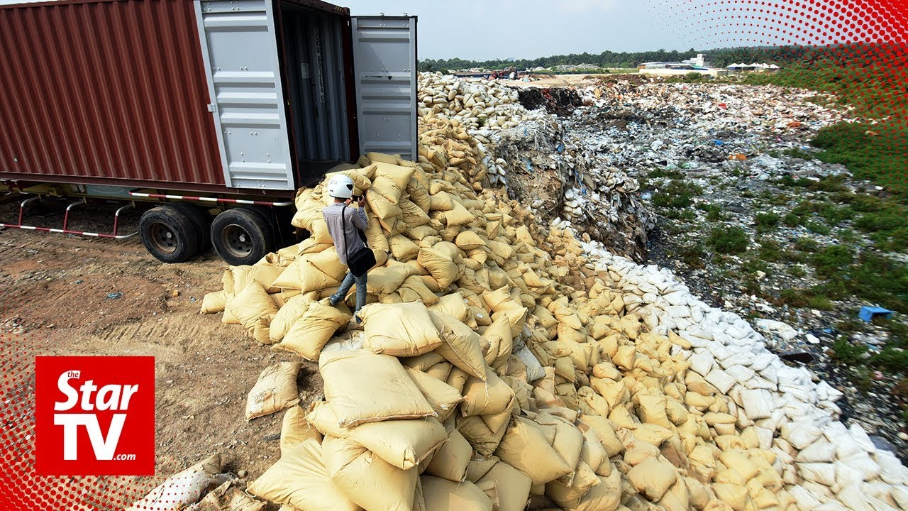Widespread illegal dumping sites in Malaysia pose challenge for