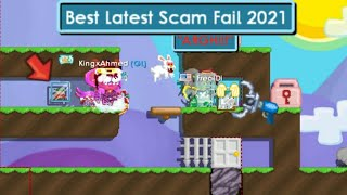 Best Latest Scam Fail 2021 | Growtopia