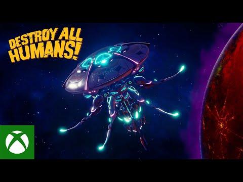 Игра Destroy All Humans! теперь доступна по подписке Xbox Game Pass