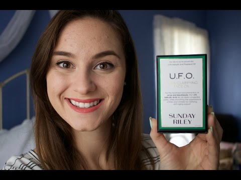Sunday Riley U.F.O. (Ultra-Clarifying Face Oil) Review