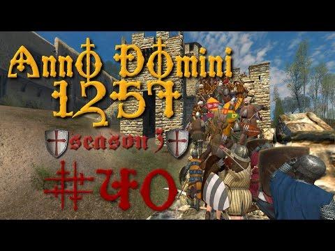 [S3E40] Anno Domini 1257   Warband Mod   A Pope's Last Prayer