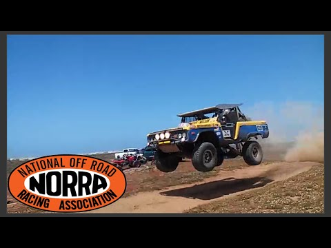 2016 Norra Mexican 1000 Cars